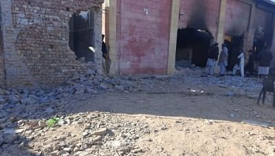20 People Held, 150 Booked Over Attack On Hindu Temple In Pakistan
