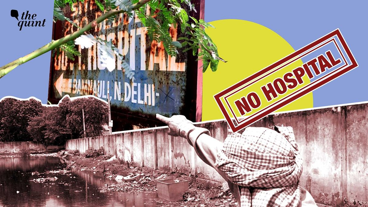 Ground Report | Hospitals in Rural Delhi That Exist Only on Papers