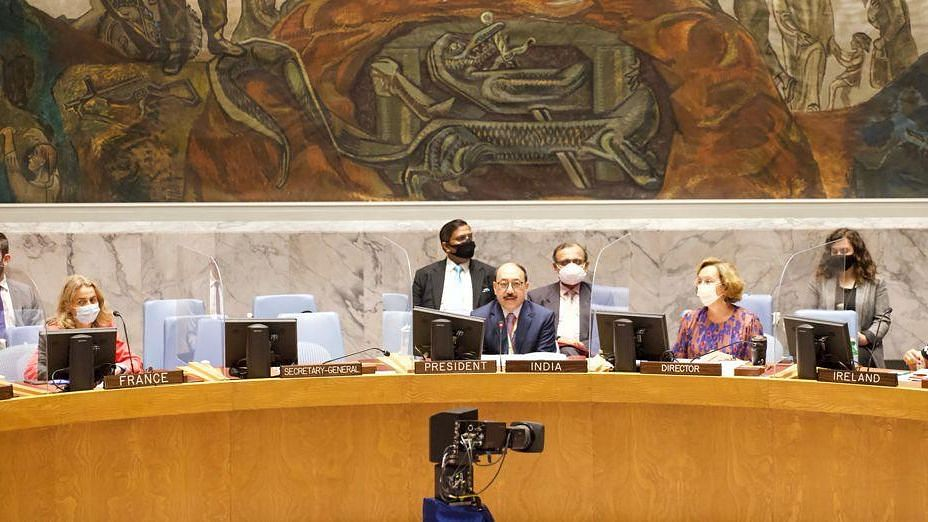 'Unequivocal on Terrorism': UN Security Council Adopts Resolution on Afghanistan