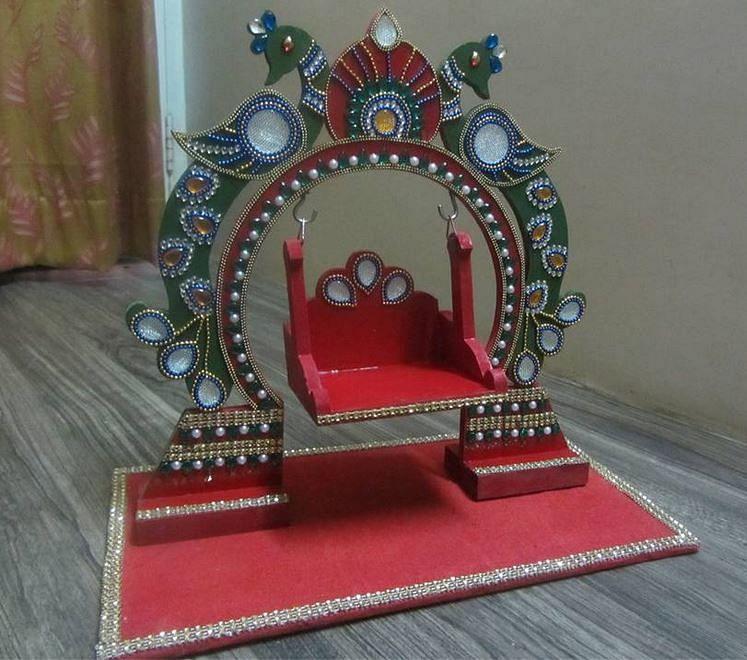 """<div class=""""paragraphs""""><p>Janmashtami Jhula Decoration Ideas</p></div>"""