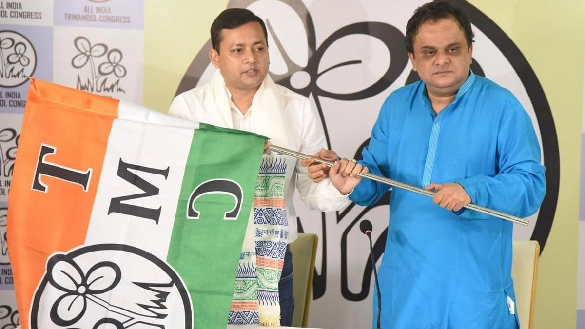 BJP Bengal MLA Quits To Join TMC; Had Defected to Saffron Party Before Polls