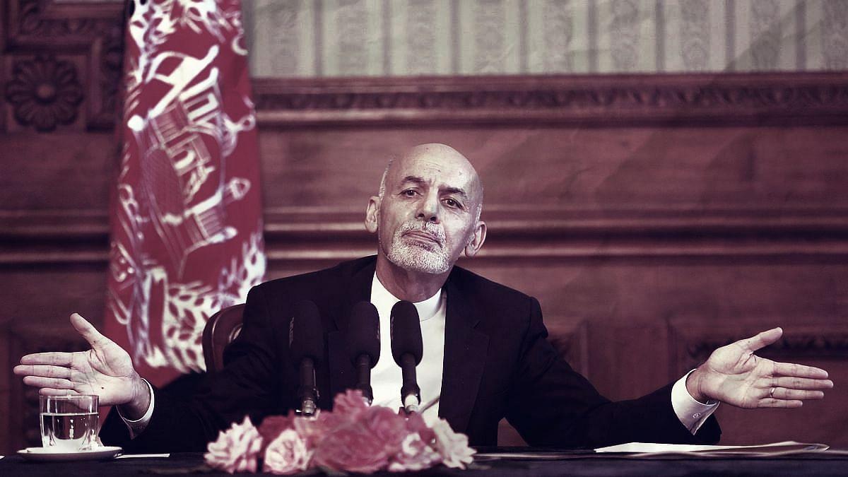 """<div class=""""paragraphs""""><p>File photo of  Ashraf Ghani.</p></div>"""
