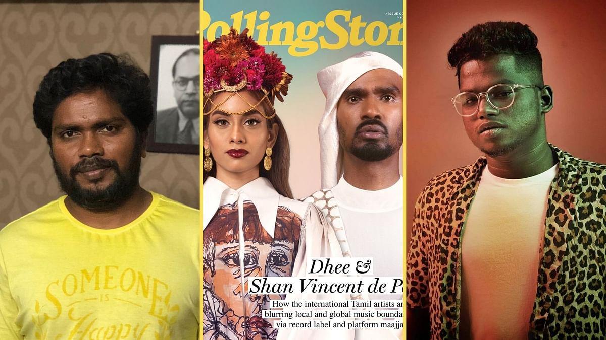 'Won't Play Politics:' Maajja Responds to Rolling Stone Controversy on Arivu