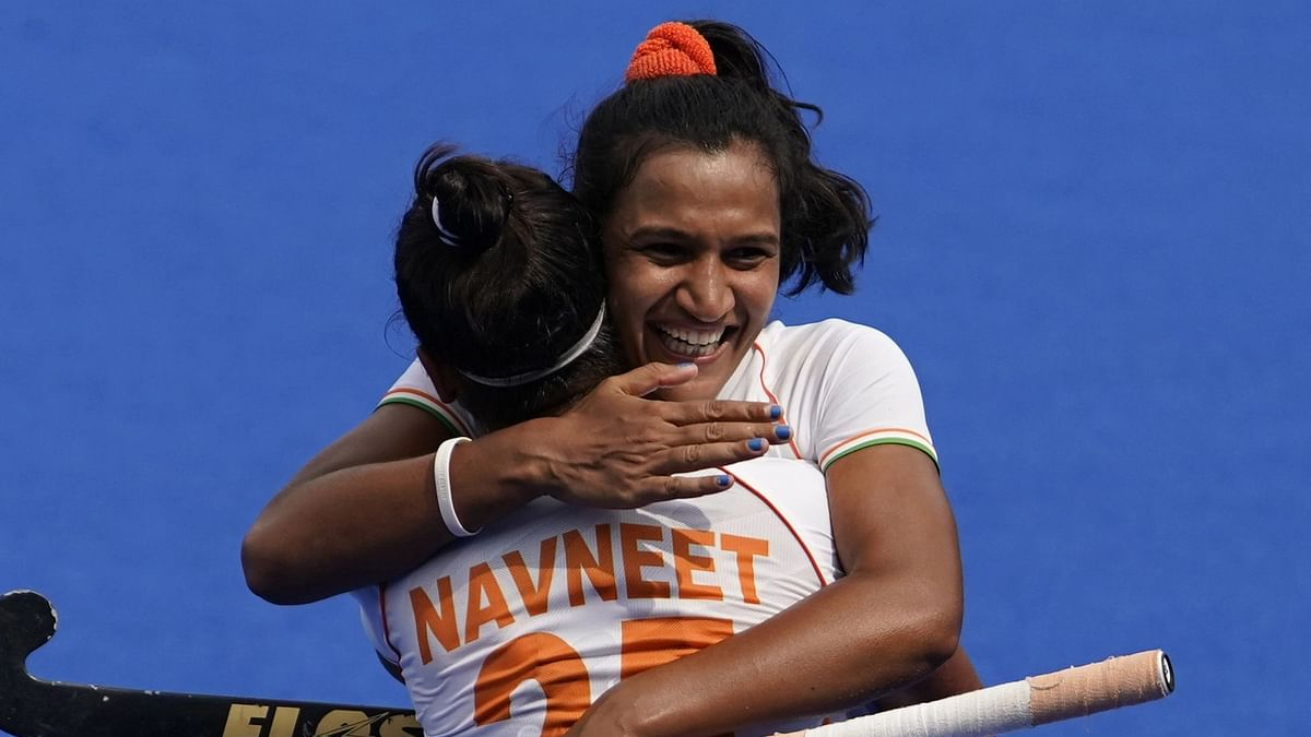 From Starting With Broken Hockey Stick, Rani Rampal Leads India to Olympic Glory