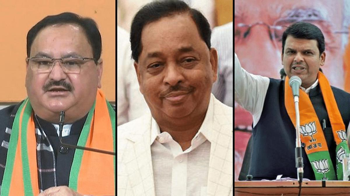 Violation of Constitutional Values: BJP's JP Nadda, Fadnavis on Rane's Arrest