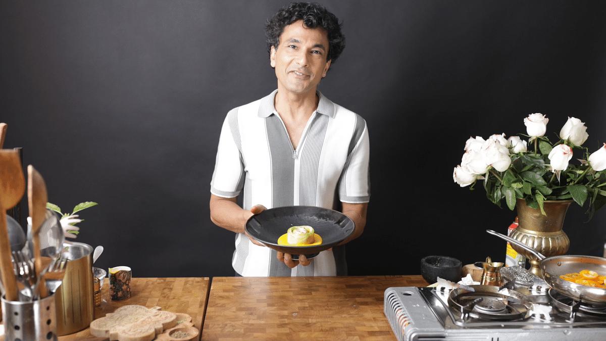 Vikas Khanna's Salad Recipe With Desi Tadka