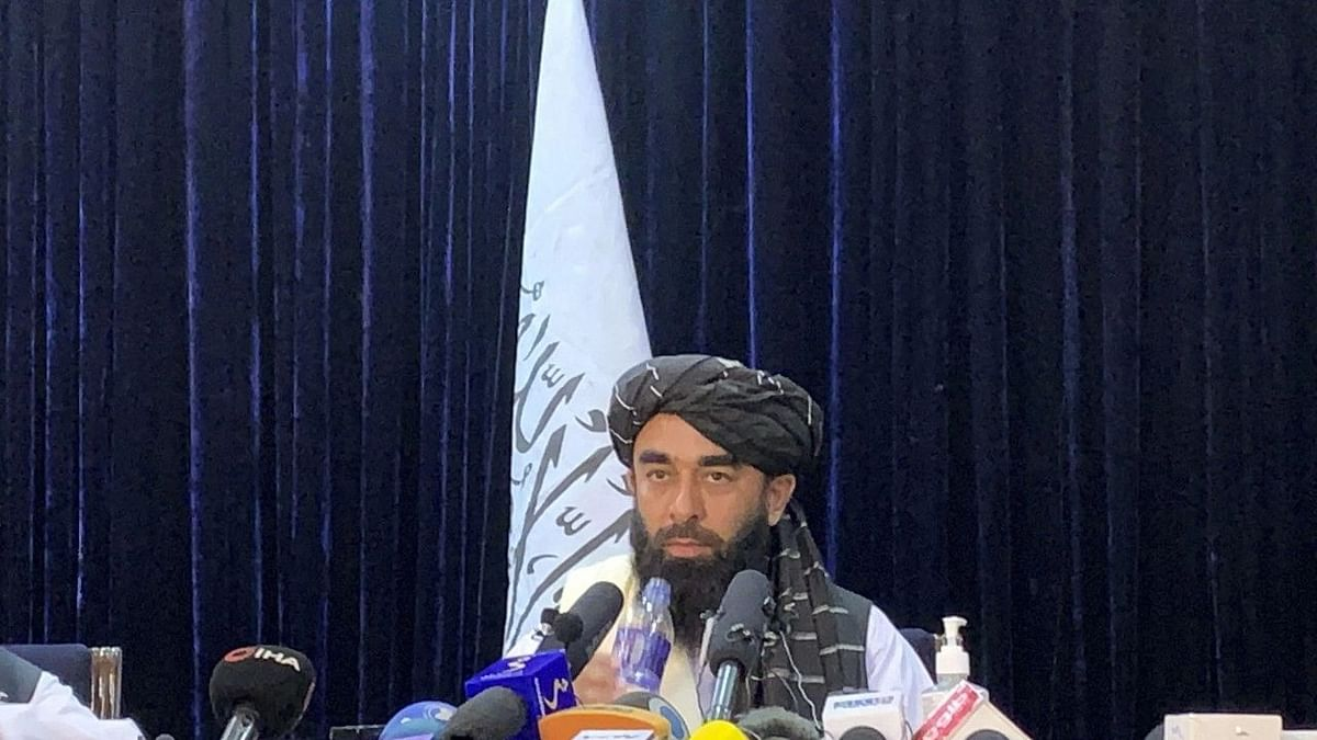 No Enmity Towards Anyone, Want Govt That Includes All Sides: Taliban