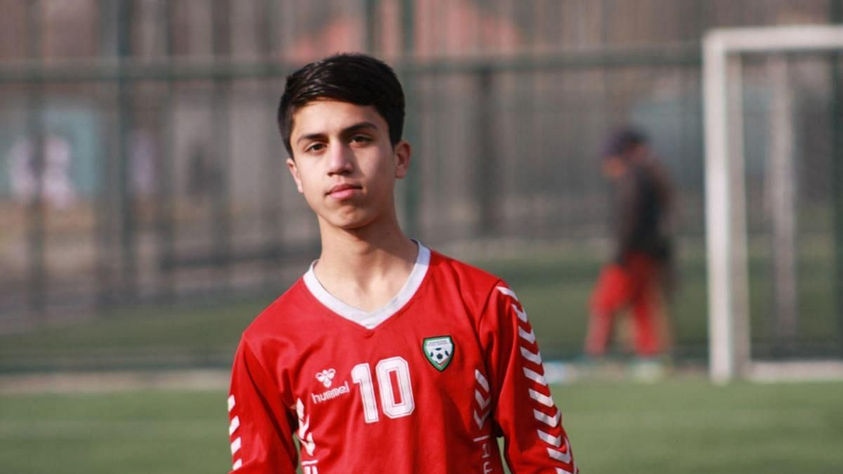 """<div class=""""paragraphs""""><p>Zaki Anwari&nbsp;was a high school student and a member of the country's national junior football team.</p></div>"""
