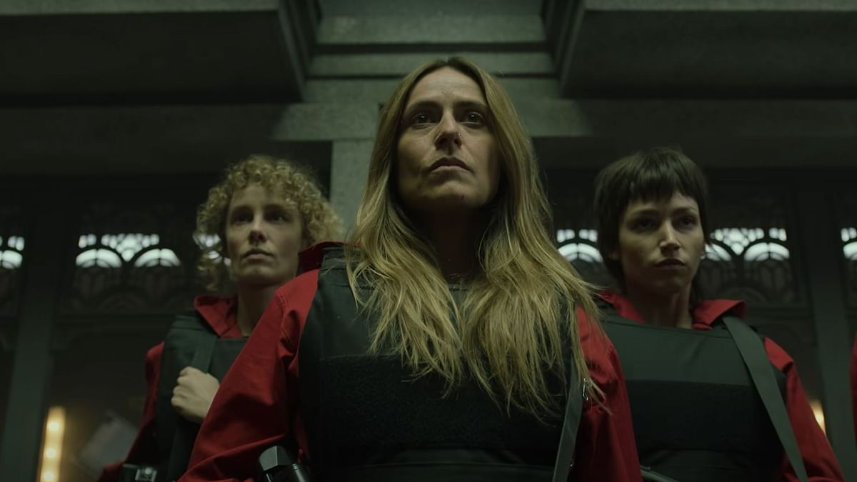 'Money Heist 5' Trailer Features a Showdown Between the Gang & Military