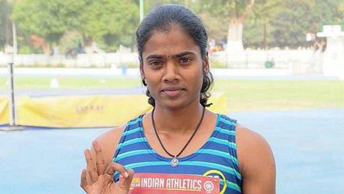 Olympian Dhanalakshmi Sekar Returns Home to News of Sister's Death