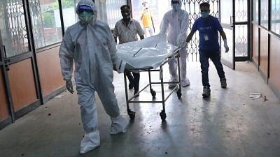 Covid deaths cross 33K-mark in Karnataka