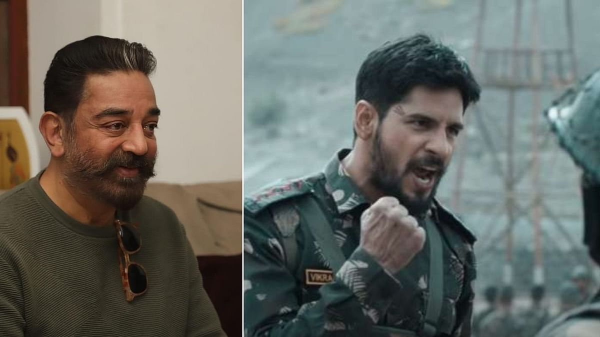 Kamal Haasan All Praise For Shershaah; Says Why It's an 'Exception'