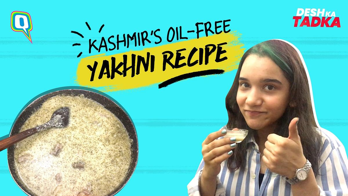 """<div class=""""paragraphs""""><p>This authentic Kashmiri dish is mildly spicy and full of flavour which makes for a warming midweek meal.</p></div>"""
