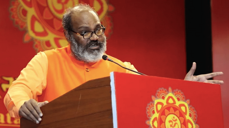 Three FIRs Filed Against Priest Yati Narsinghanand for Abusive Comments on Women