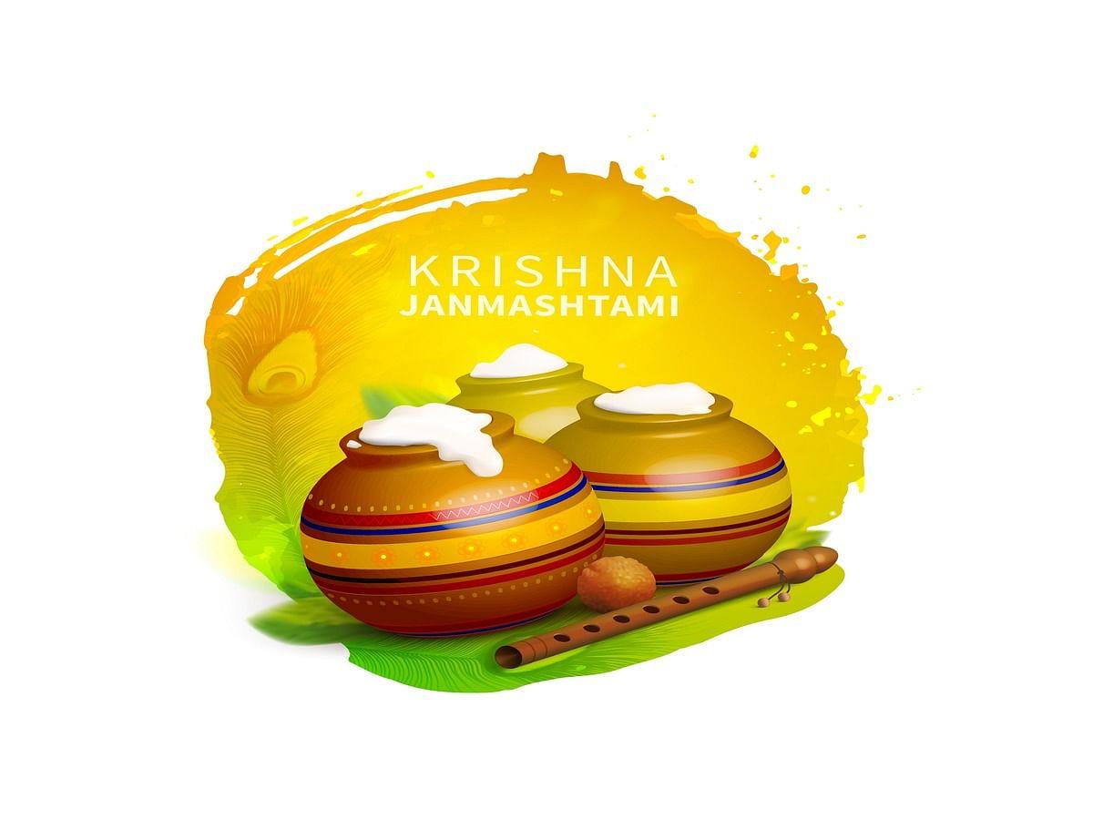 Happy Krishna Janmashtami 2021: Wishes, Images and Quotes