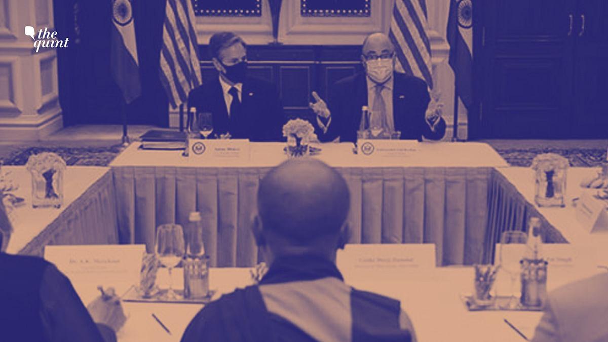 India-US Tibet Policy Is Evolving, and Blinken's Meet Is Proof