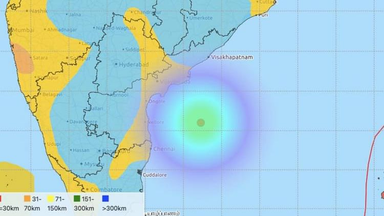 Mild Tremors in Chennai and Parts of TN After Earthquake in Bay of Bengal