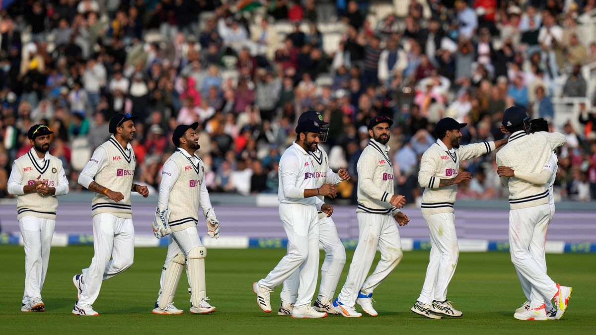 Shami, Bumrah All-Round Show Helps India Beat England at Lord's, Take 1-0 Lead