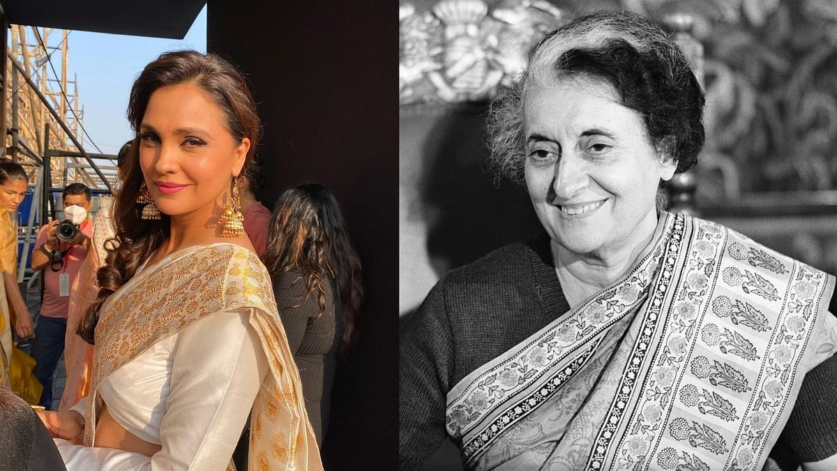 Lara Dutta Speaks About How Her Father Knew Indira Gandhi Personally