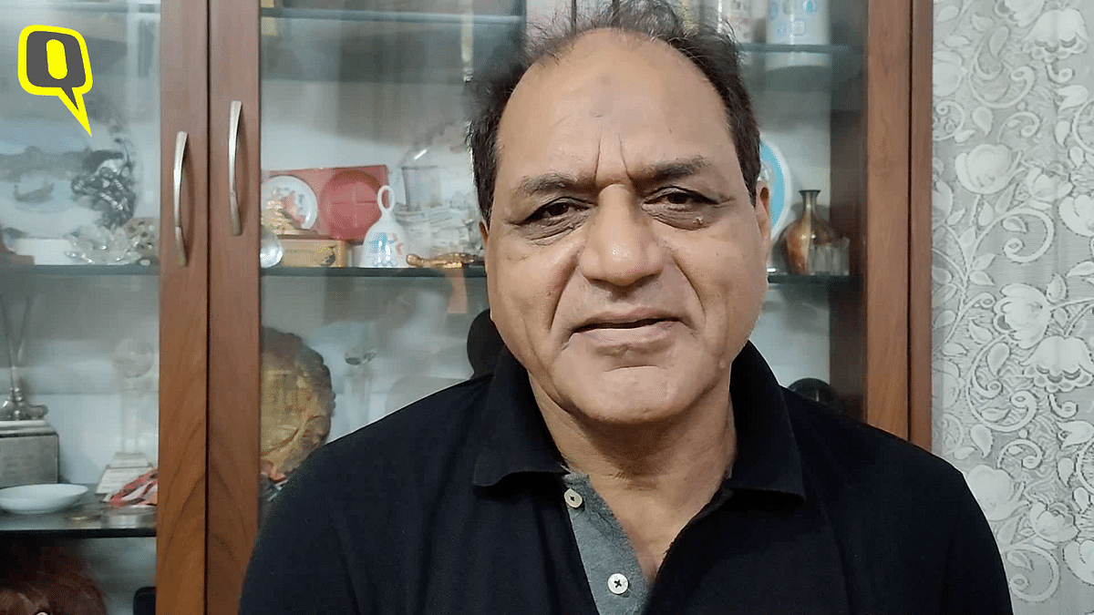"""<div class=""""paragraphs""""><p>Syed Jalaluddin Rizvi spoke to <strong>The Quint</strong> about hockey's glory days in Bhopal.</p></div>"""
