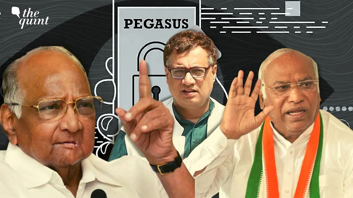 'Firm & United' in Demand for Pegasus Discussion in Parl: Opposition