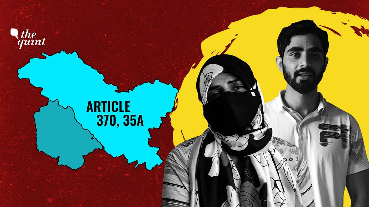 Distressed, Jobless: Kashmir's Woes Two Years After Abrogation of Article 370