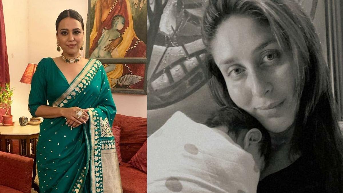 Swara Bhasker Calls Out Those Criticising Saif-Kareena's Child's Name