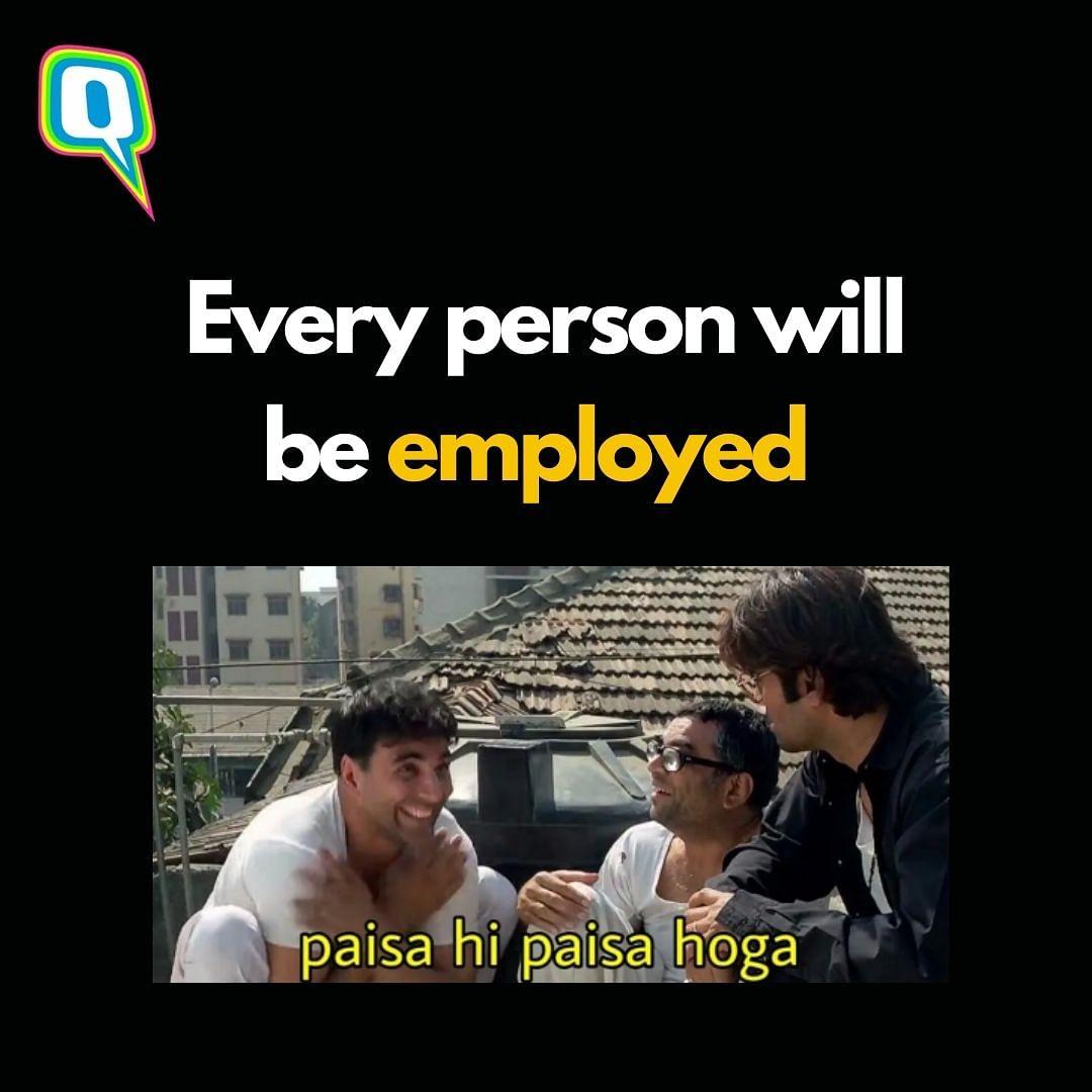 """<div class=""""paragraphs""""><p>Employment for all.</p></div>"""