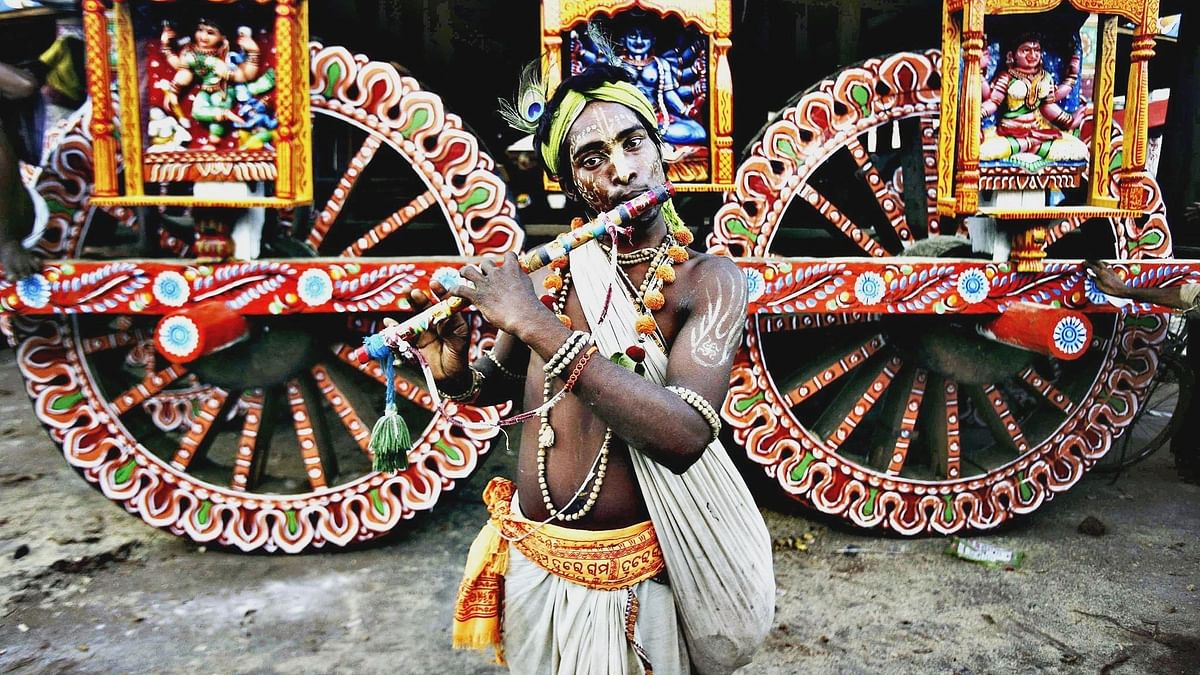 How Krishna Is Celebrated in South Indian Classical Music & Dance