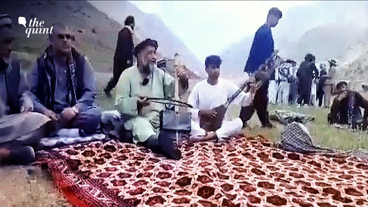 """<div class=""""paragraphs""""><p>Amidst widespread fears around the Taliban's reign of terror, a Taliban fighter reportedly shot dead an Afghan folk singer, in Afghanistan's northeastern Baghlan province, under unclear circumstances.</p></div>"""