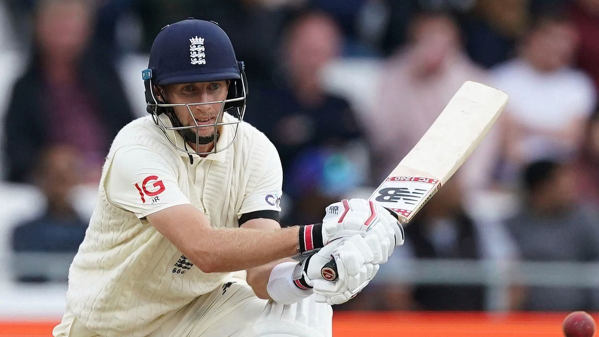 Root Century Helps England Post 423/8 by Stumps on Day 2, Lead India by 345