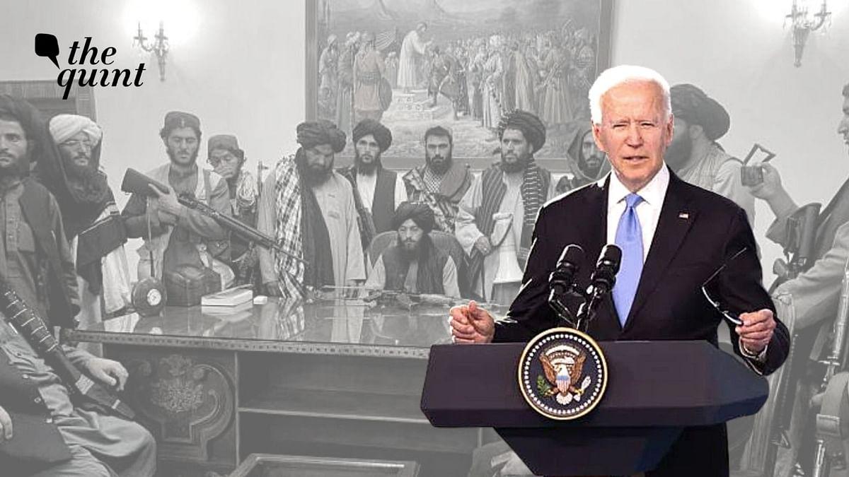 'No US Interest in Afghanistan With Al Qaeda Gone': US President Joe Biden