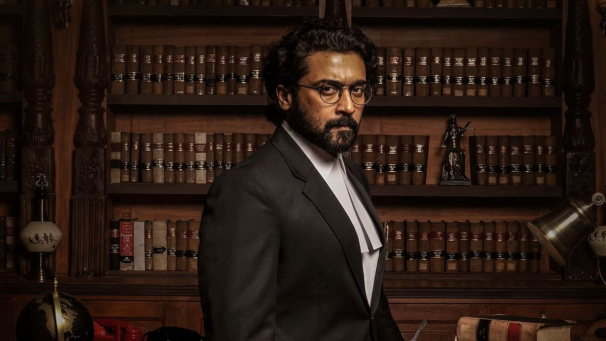 Suriya's 2D Entertainment Inks Four Film Deal With Amazon Prime