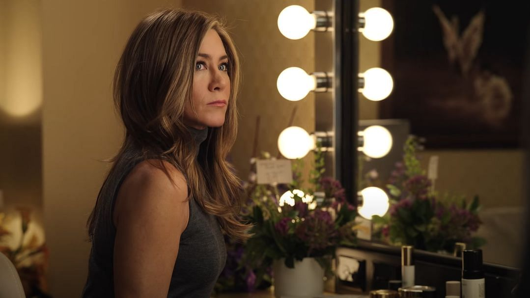 """<div class=""""paragraphs""""><p>Jennifer Aniston and Reese Witherspoon return as co-anchors for&nbsp;<em>The Morning Show&nbsp;</em>in season 2.</p></div>"""