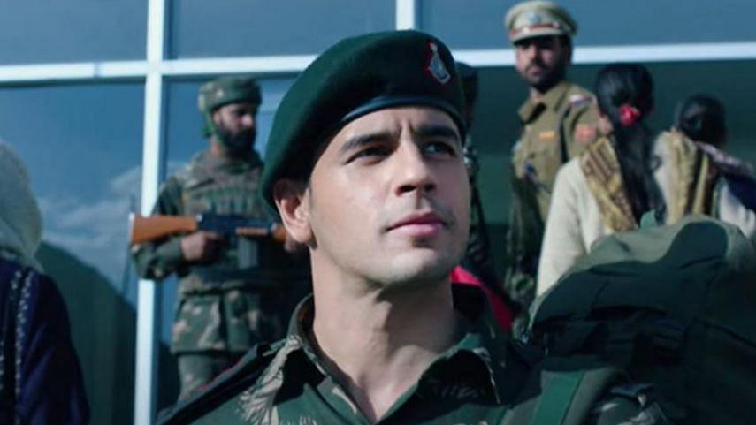 """<div class=""""paragraphs""""><p>Sidharth Malhotra as Capt. Vikram Batra in Shershaah</p></div>"""