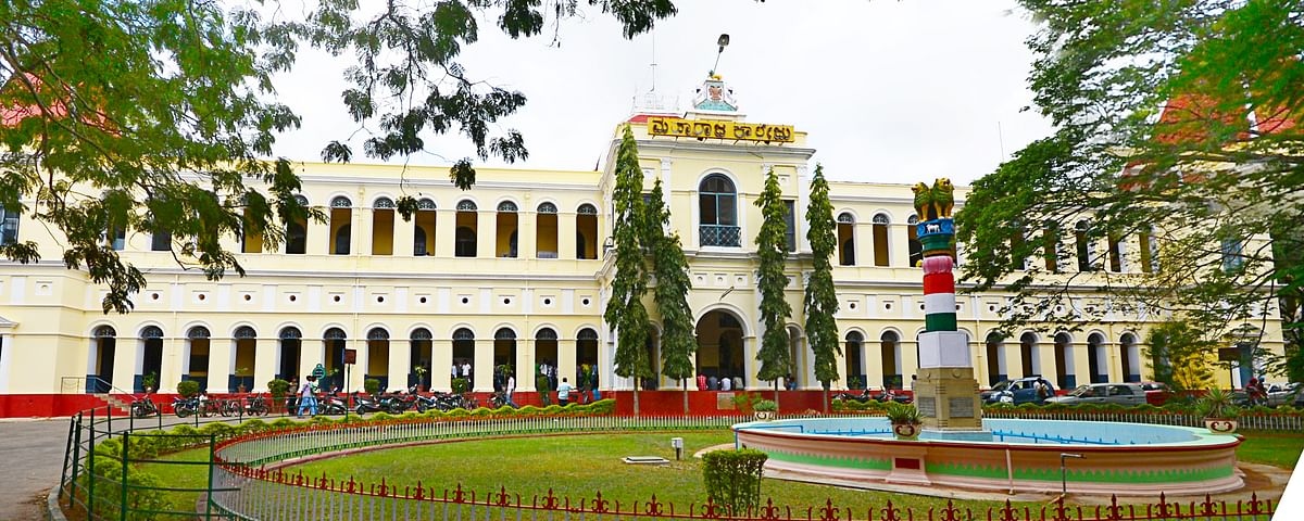 """<div class=""""paragraphs""""><p>The University of Mysore has imposed restrictions on the movement of female students on campus after 6.30 pm from 27 August over the """"safety of girl students"""".</p></div>"""
