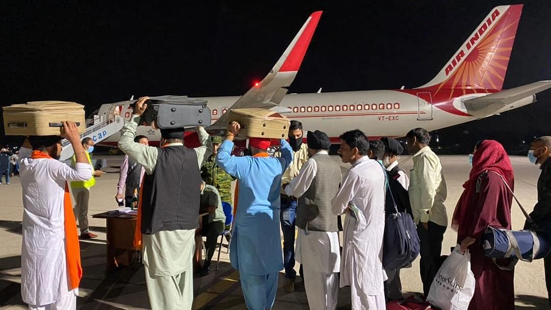 No COVID Case Among 78 Evacuated From Afghanistan to Delhi: ITBP
