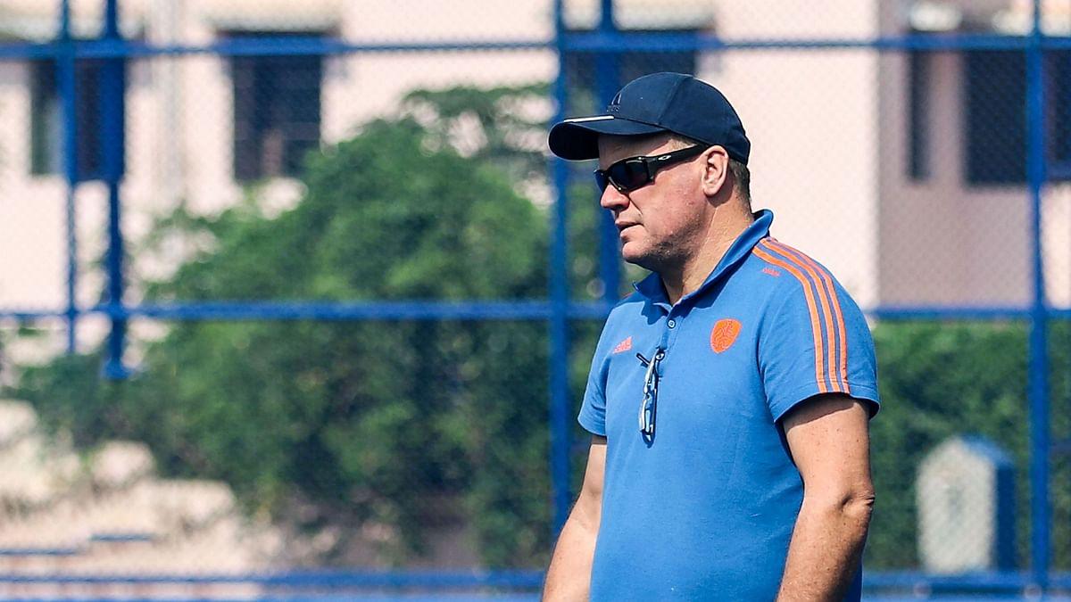 Hockey India has named Graham Reid as the new chief coach of the Indian men's hockey team.