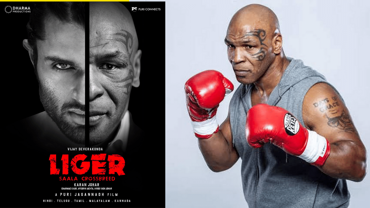 Mike Tyson to Make His Bollywood Debut With Vijay Deverakonda's Liger