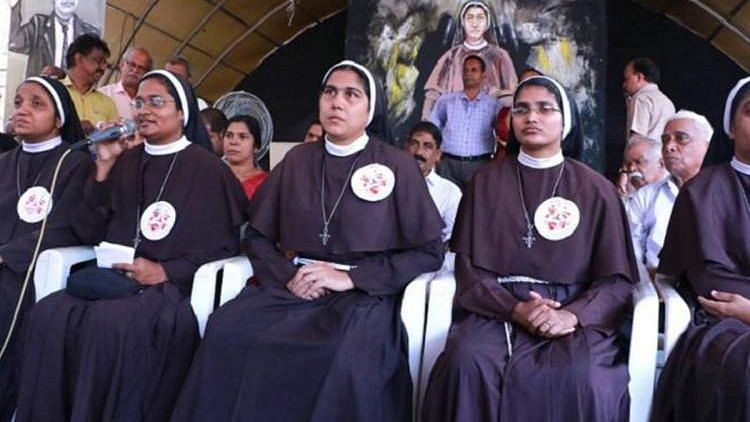 Nuns in Kerala Stage Walkout Protesting Priest's Speech Against Muslims