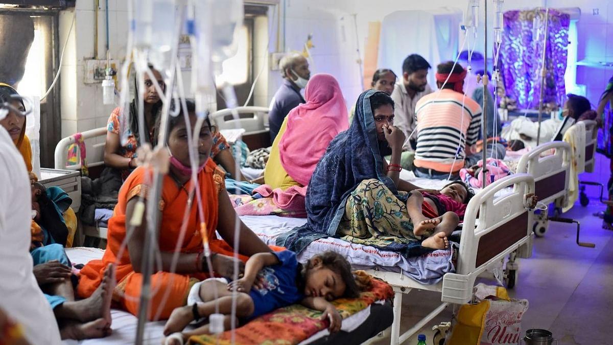 Over 170 Children Hospitalised of Chronic Diseases in Uttar Pradesh's Prayagraj