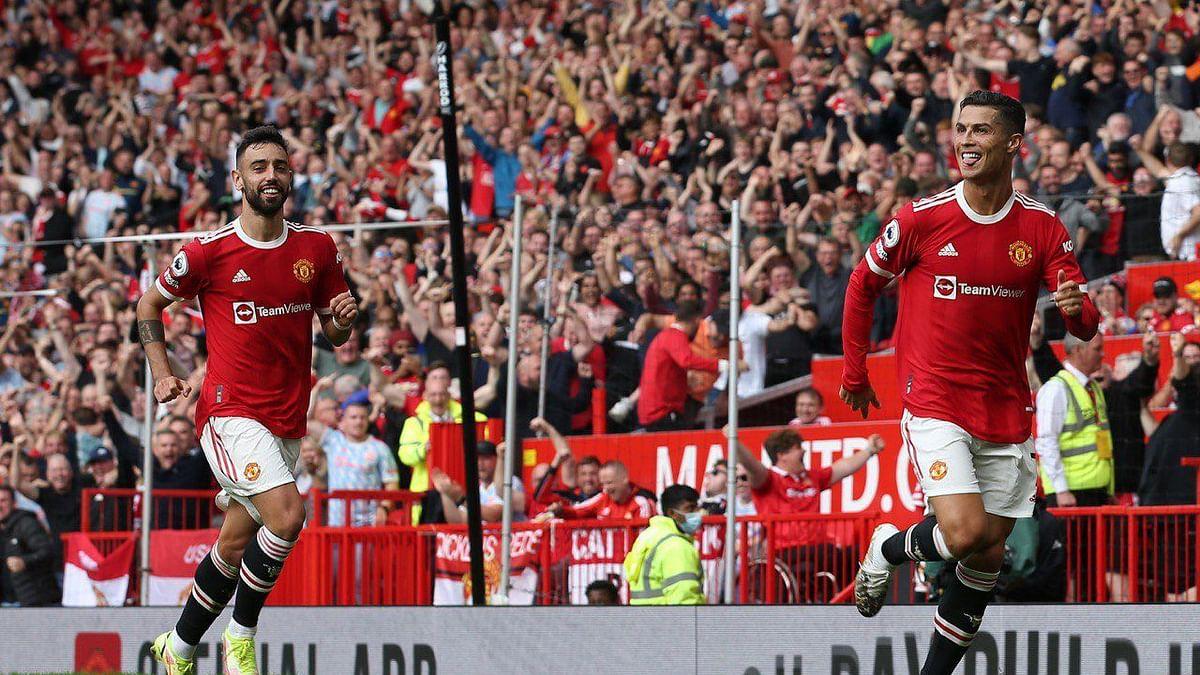Watch: Cristiano Ronaldo Scores Twice on Return as Manchester United Win 4-1