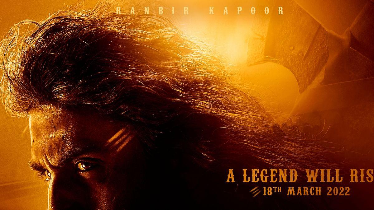 A Legend Will Rise: Yash Raj Films Teases Ranbir Kapoor's Look In Shamshera