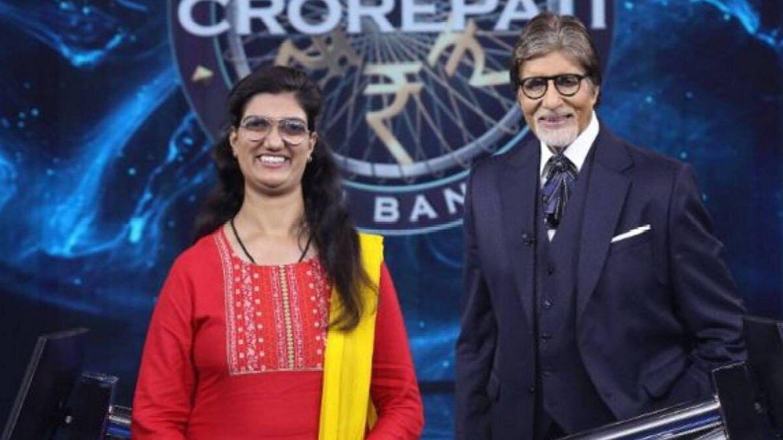 """<div class=""""paragraphs""""><p>Himani Bundela on <em>Kaun Banega Crorepati</em> Season 13.</p></div>"""