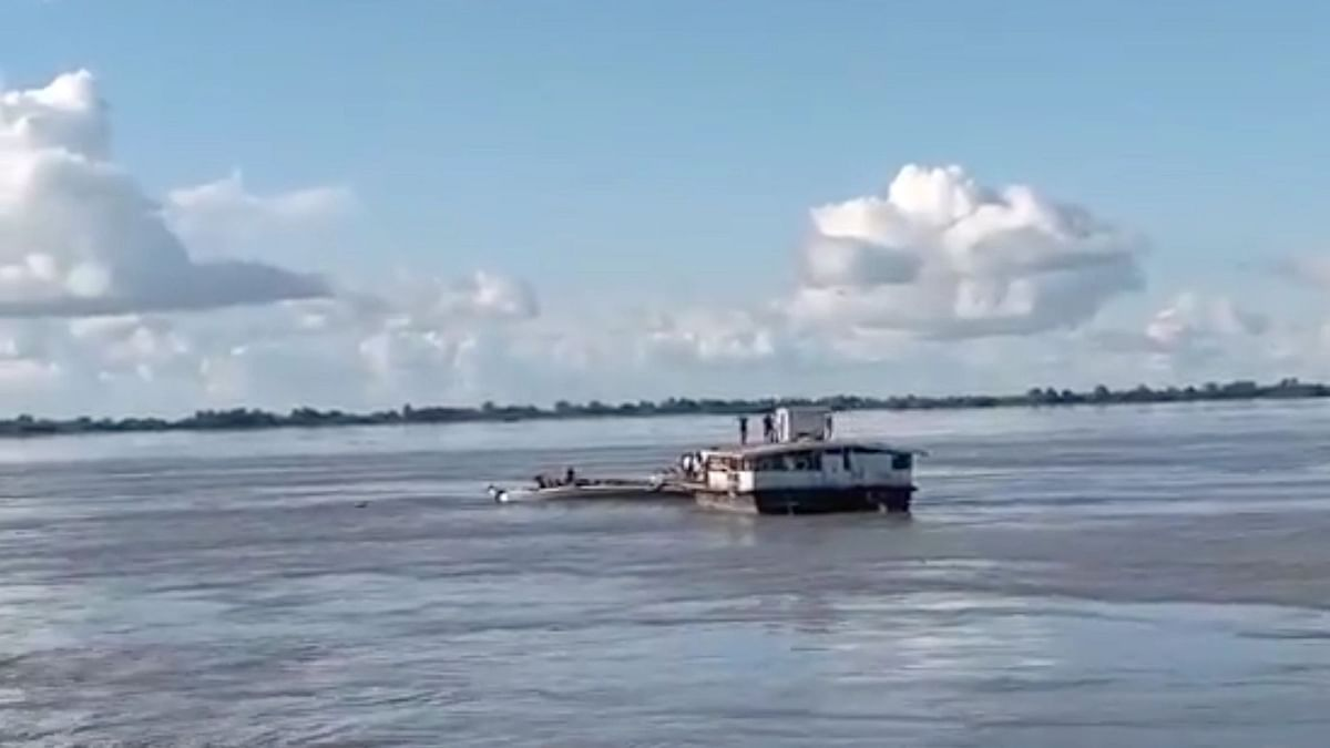 Assam: 1 Dead, 2 Missing, 87 Rescued After 2 Boats Collide in Brahmaputra