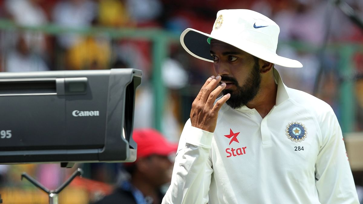 4th Test: KL Rahul Fined 15% of Match Fee for Breaching ICC's Code of Conduct