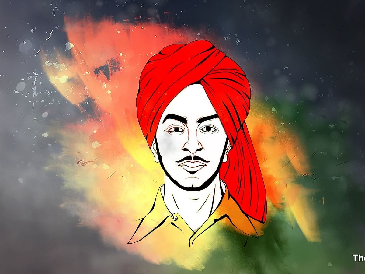 """<div class=""""paragraphs""""><p>Here are some quotes and images on the birth anniversary of Bhagat Singh</p></div>"""