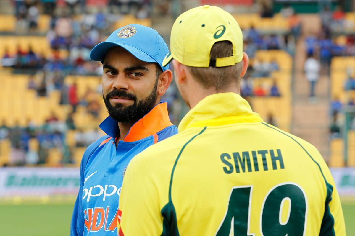 "<div class=""paragraphs""><p>Indian captain Virat Kohli and Australian cricketer Steve Smith</p></div>"