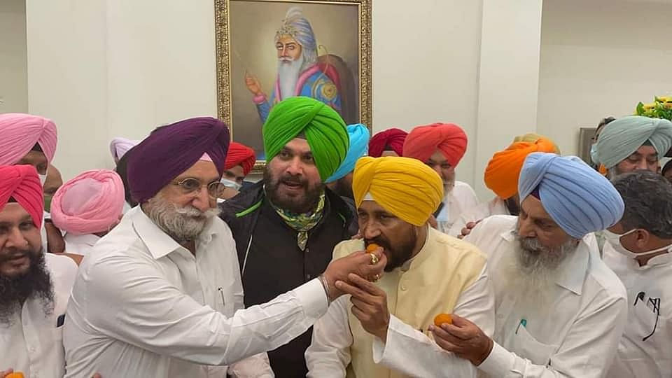 Navjot Sidhu Is Punjab Politics' Giant-Killer but With a Growing List of Enemies