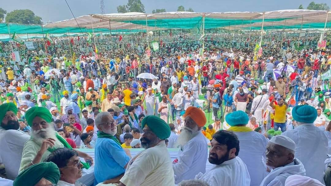 Kisan Mahapanchayat: Why Show of Unity in Muzaffarnagar Mustn't be Overestimated